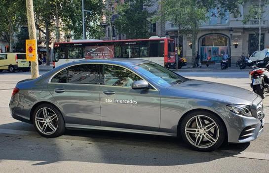 taxi-mercedes-barcelona